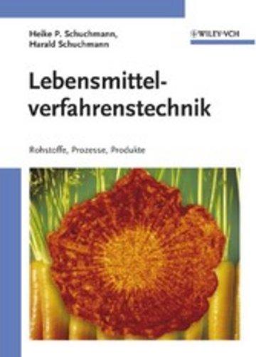 eBook Lebensmittelverfahrenstechnik Cover