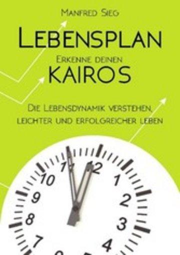 eBook Lebensplan - Erkenne deinen KAIROS Cover