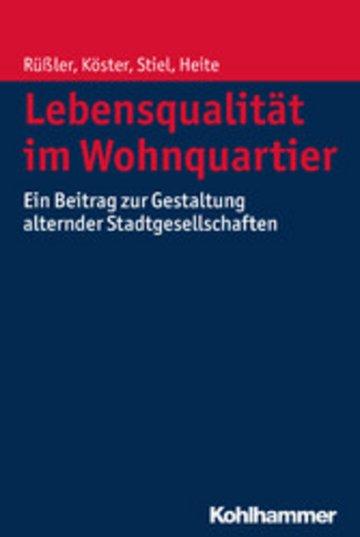 eBook Lebensqualität im Wohnquartier Cover