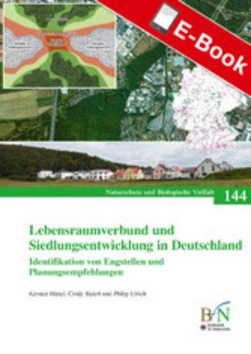eBook Lebensraumverbund und Siedlungsentwicklung in Deutschland Cover