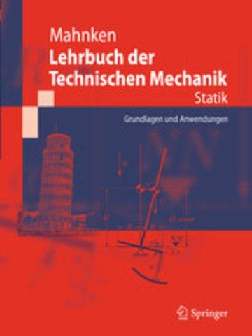 eBook Lehrbuch der Technischen Mechanik - Statik Cover