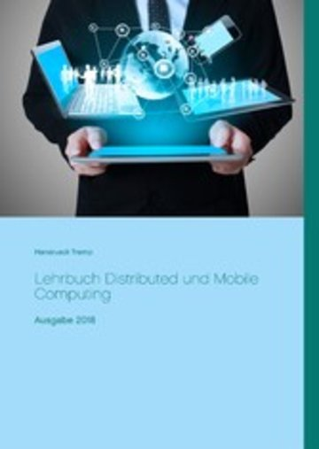 eBook Lehrbuch Distributed und Mobile Computing Cover