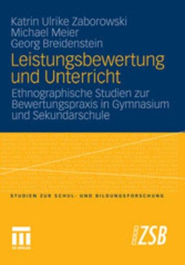 eBook Leistungsbewertung und Unterricht Cover