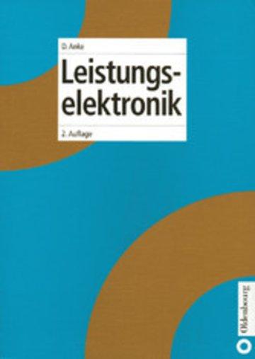 eBook Leistungselektronik Cover