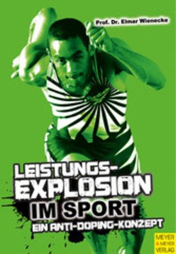 eBook Leistungsexplosion im Sport Cover