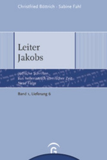 eBook Leiter Jakobs Cover