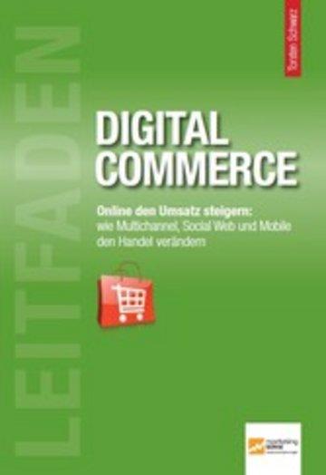 eBook Leitfaden Digital Commerce Cover