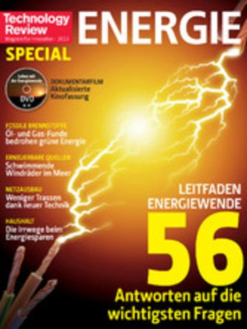 eBook Leitfaden Energiewende (Technology Review) Cover
