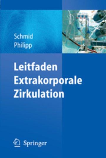 eBook Leitfaden Extrakorporale Zirkulation Cover