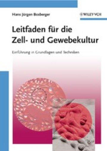 eBook Leitfaden für die Zell- und Gewebekultur Cover