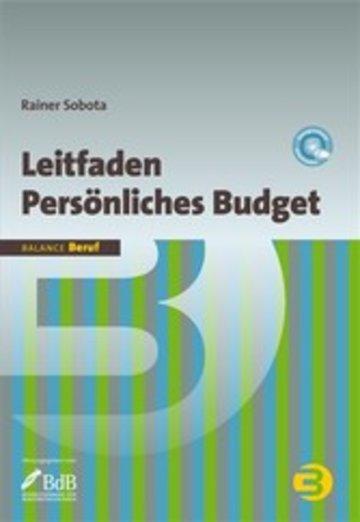 eBook Leitfaden Persönliches Budget Cover