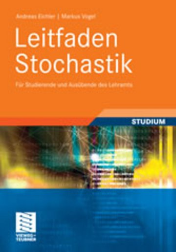 eBook Leitfaden Stochastik Cover