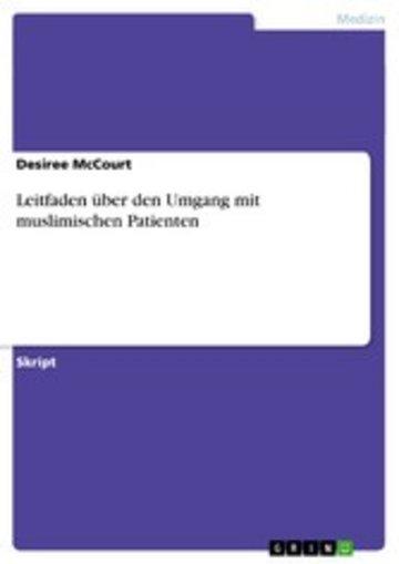 eBook Leitfaden über den Umgang mit muslimischen Patienten Cover