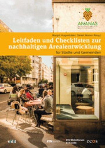eBook Leitfaden und Checklisten zur nachhaltigen Arealentwicklung Cover