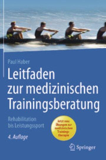 eBook Leitfaden zur medizinischen Trainingsberatung Cover