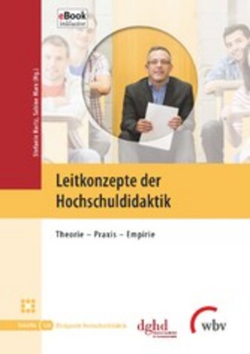 eBook Leitkonzepte der Hochschuldidaktik Cover