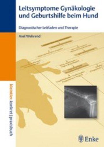 eBook Leitsymptome in der Gynäkologie und Geburtshilfe beim Hund Cover