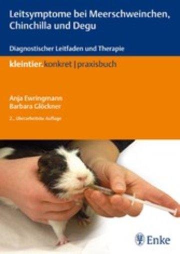 eBook Leitsymptome bei Meerschweinchen, Chinchilla und Degu Cover