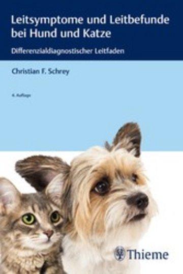 eBook Leitsymptome und Leitbefunde bei Hund und Katze Cover