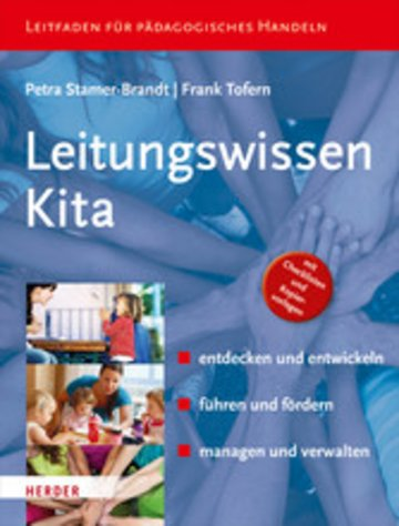 eBook Leitungswissen Kita Cover