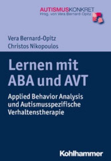 eBook Lernen mit ABA und AVT Cover