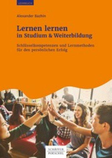 eBook Lernen lernen in Studium & Weiterbildung Cover