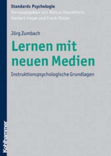eBook Lernen mit neuen Medien Cover