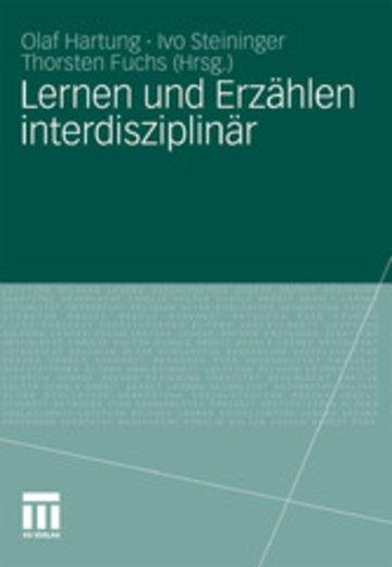 eBook Lernen und Erzählen interdisziplinär Cover