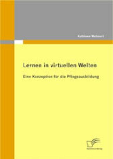 eBook Lernen in virtuellen Welten Cover