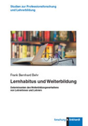 eBook Lernhabitus und Weiterbildung Cover
