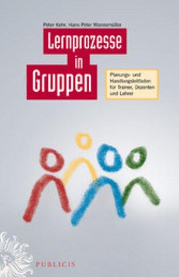 eBook Lernprozesse in Gruppen Cover