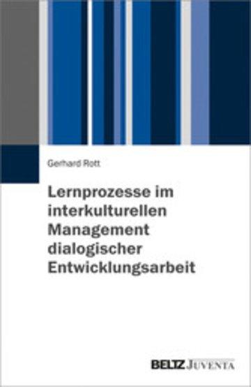 eBook Lernprozesse im interkulturellen Management dialogischer Entwicklungsarbeit Cover