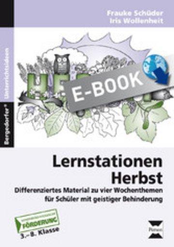 eBook Lernstationen Herbst Cover