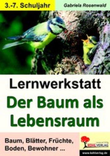 eBook Lernwerkstatt Der Baum als Lebensraum Cover