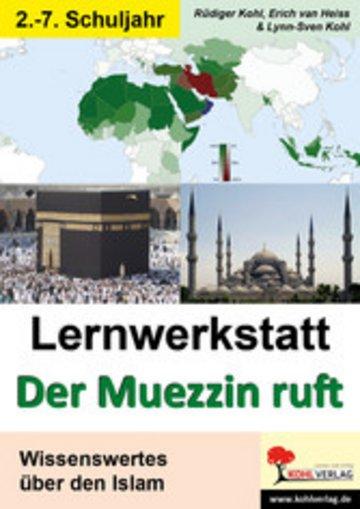 eBook Lernwerkstatt Der Muezzin ruft Cover