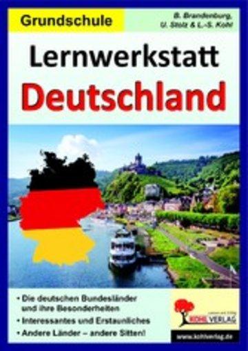 eBook Lernwerkstatt Deutschland Cover