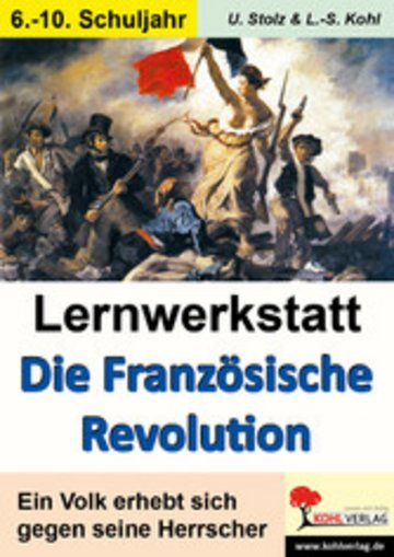 eBook Lernwerkstatt Die Französische Revolution Cover