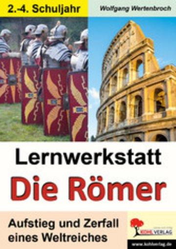 eBook Lernwerkstatt Die Römer Cover