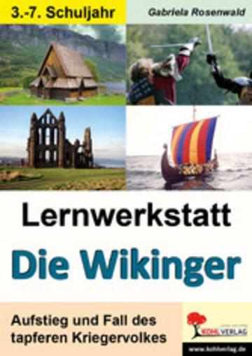 eBook Lernwerkstatt Die Wikinger Cover