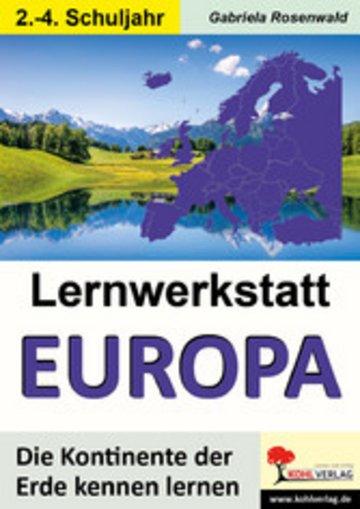 eBook Lernwerkstatt EUROPA Cover