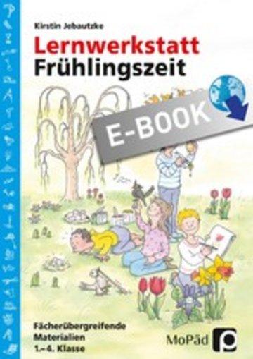 eBook Lernwerkstatt: Frühlingszeit Cover