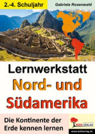 eBook Lernwerkstatt NORD- & SÜDAMERIKA Cover