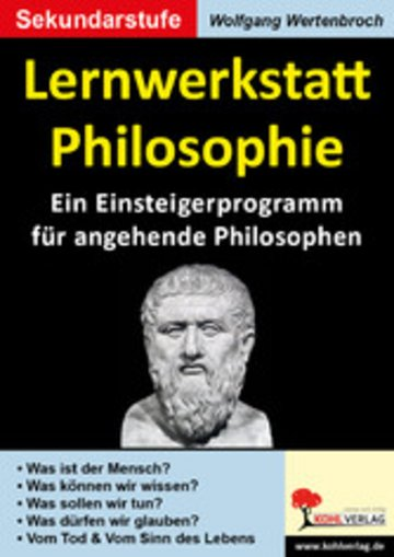eBook Lernwerkstatt Philosophie Cover
