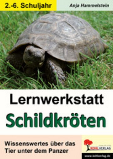 eBook Lernwerkstatt Schildkröten Cover