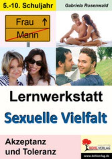 eBook Lernwerkstatt Sexuelle Vielfalt Cover