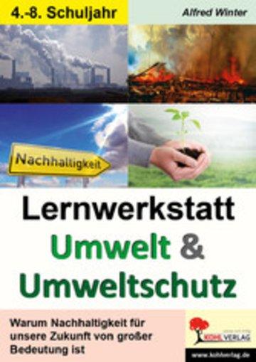 eBook Lernwerkstatt Umwelt & Umweltschutz Cover