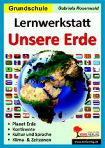 eBook Lernwerkstatt Unsere Erde Cover