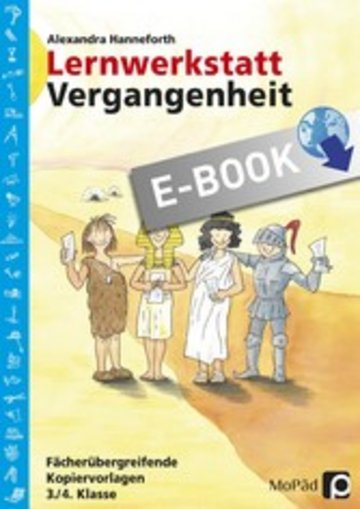 eBook Lernwerkstatt Vergangenheit Cover