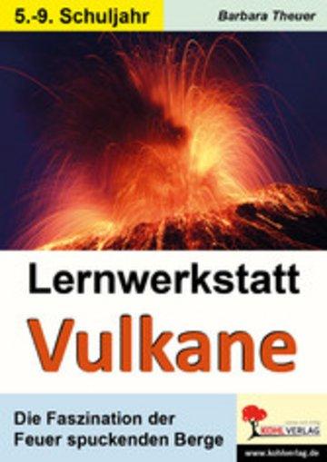 eBook Lernwerkstatt Vulkane Cover