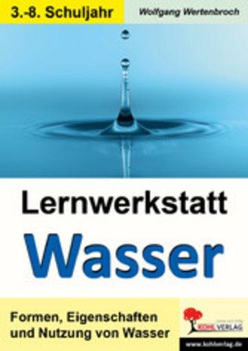 eBook Lernwerkstatt Wasser Cover